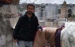 Palestinian father Nidal al-Batch stated, 'We were lucky that Izz al-Din was not killed, but who's to say that someone else will not be killed by these bullets?'
