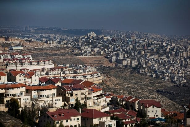 Israel Approves Annexation of Palestinian Lands Near Bethlehem