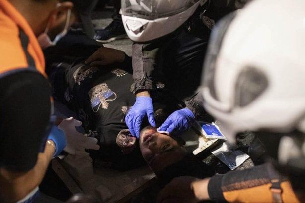 Israeli journalist: 'I write to remember the brutality of Jewish violence I saw in Jerusalem'