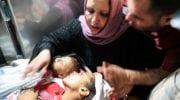 BREAKING:  Israeli airstrikes on Gaza kill 21, including 9 children