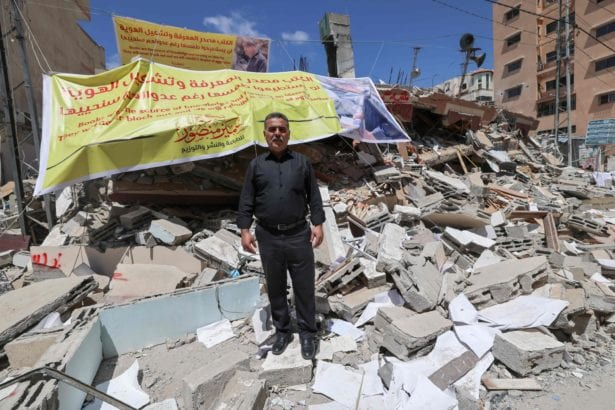 Israel's attacks on Gaza bookshops are an attack on Palestinian culture