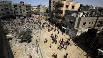 U.S. pro-Israel policy has perpetuated the crisis and atrocities in Gaza