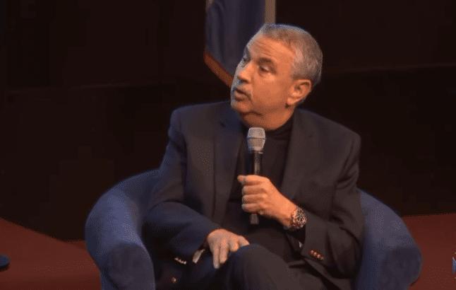 Thomas Friedman's foundation supports pro-Israel and Islamophobic causes