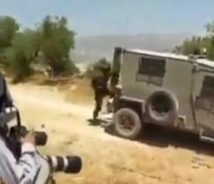 israeli military violence, nablus