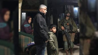 Iyad Burnat: 'My youngest son has seen nothing but violence'