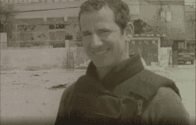 May 2 is anniversary of Israel's killing of documentary maker James Miller