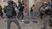Monday: Israeli military aggression in Jerusalem continues, medics denied access