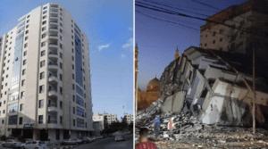 gaza death toll
