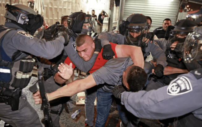 A Nightmare of Terror Across the Landscape of Palestine