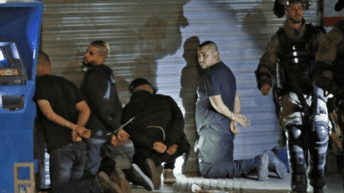 """Mass arrests of Palestinians in Israel's Operation Law & Order is """"a war declaration"""""""