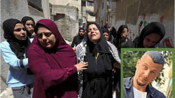 Undercover Israeli Soldiers Kill A Palestinian, Bleeds to Death