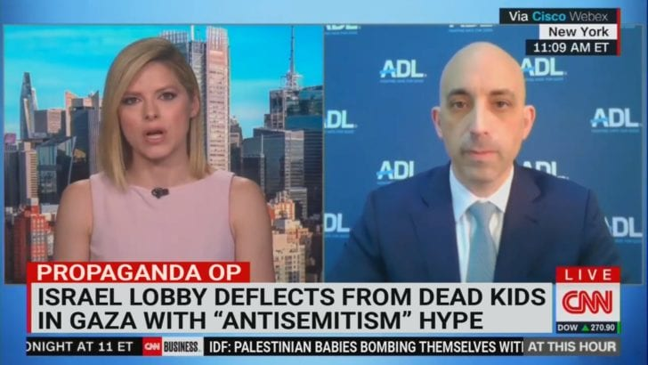 To distract from Gaza slaughter, Israel lobby manufactures antisemitism freakout