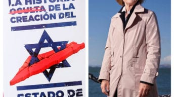 Weir's book on the hidden history of the Israel lobby published in Spain