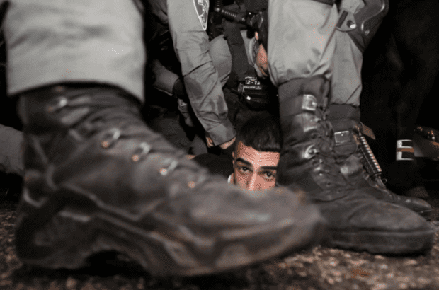 What happened in the Israeli police 'torture room' in Nazareth?