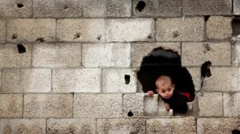 Israel makes childhood in Gaza a living hell