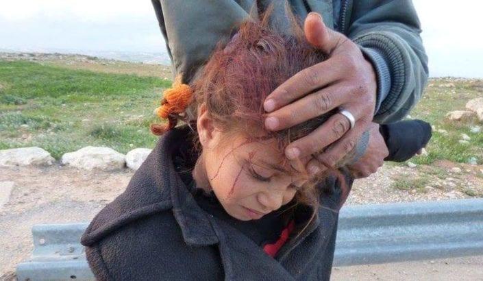The Stolen Childhood of Palestinian Kids