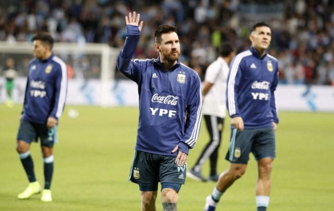 Messi, Barcelona boycott occupied Jerusalem in solidarity with Palestine