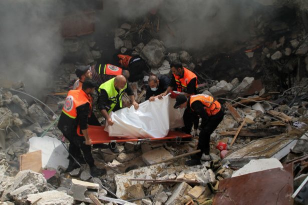Human Rights Watch: apparent war crimes by Israel during May attack on Gaza
