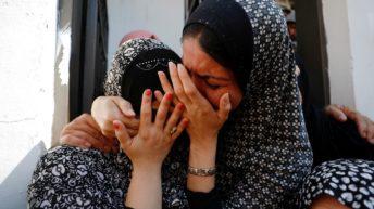 Israeli Soldiers Kill Four Palestinians In Jenin