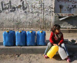 israel water war