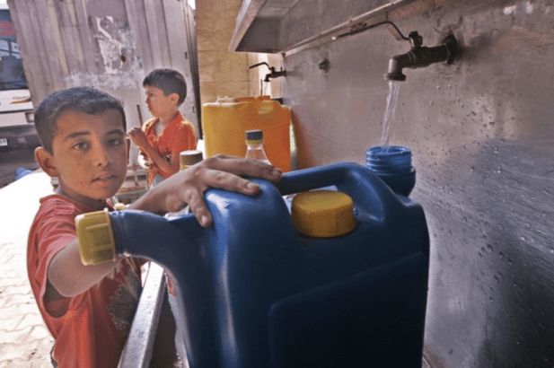 """Israel's ongoing """"Water War"""" against Palestinians"""