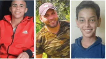 Three Palestinians killed in past week, 2 of them children shot in the head