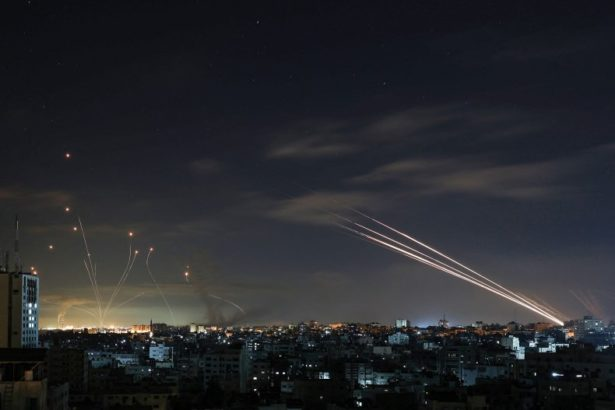 What the Iron Dome Means to Us Palestinians