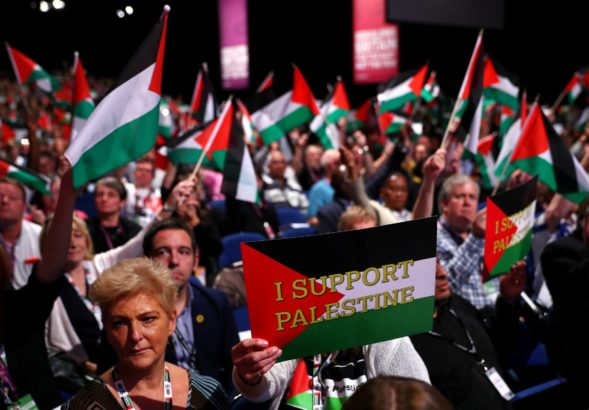 UK Labour Party votes Yes to motion calling Israel an apartheid state