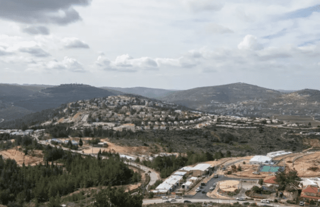 New GOP bill would keep illegal settlement products labeled 'Made in Israel'