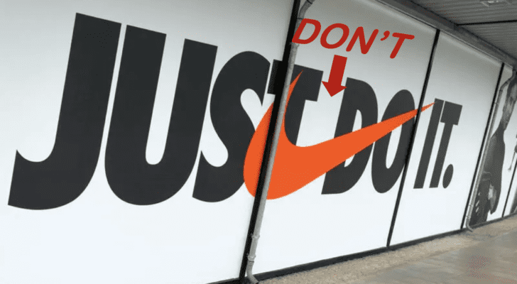 Nike will no longer do business in Israel, starting in 2022