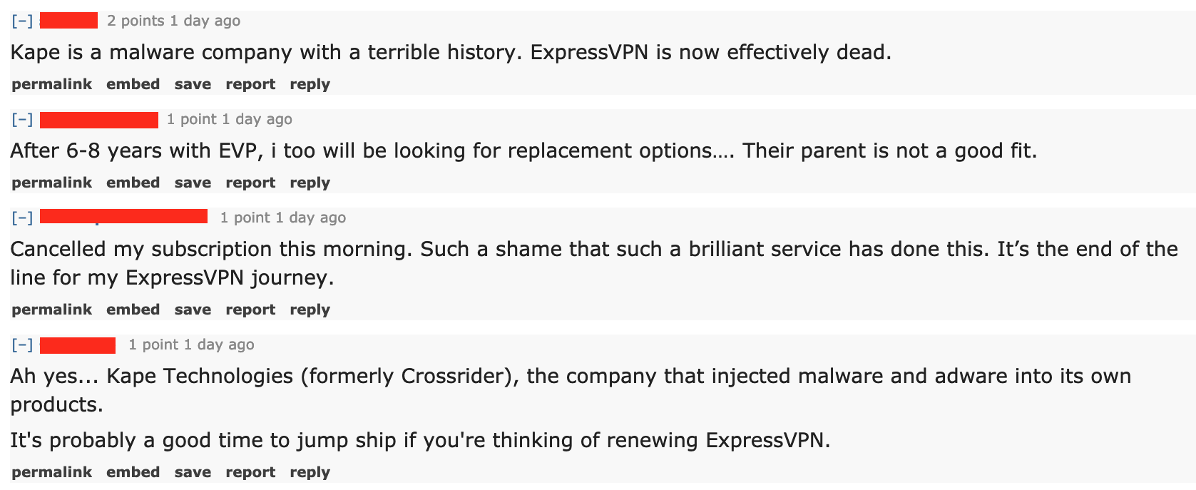 Users feel betrayed when VPN provider sold out to Israeli spytech firm